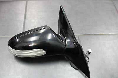 Mercedes SL R230 Außenspiegel Rechts Spiegel elektrisch verstellbar Schwarz