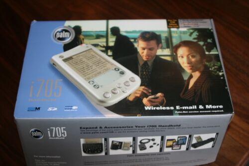 PALM i705 HANDHELD PDA New in Original Box
