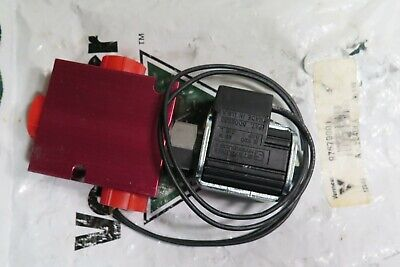 Vermeer Sterling Hydraulic 12vdc Solenoid Valve 97679001 12045 A-f5408a Lb10553a