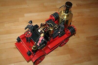 Wilesco Feuerwehrdampfspritze D305
