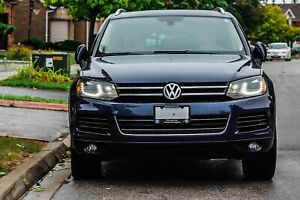 2012 Volkswagen Touareg AWD Navigation No accidents Safety