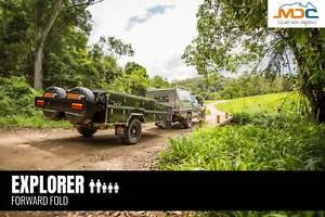 2018 MDC EXPLORER FORWARD FOLD CAMPER Edge Hill Cairns City Preview