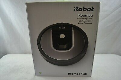 iRobot Roomba 960 Wi-Fi Connected Robotic Vacuum with Replenishment Kit