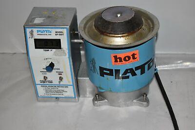 Plato Products Inc Solder Pot Model Sp-500t Mg66