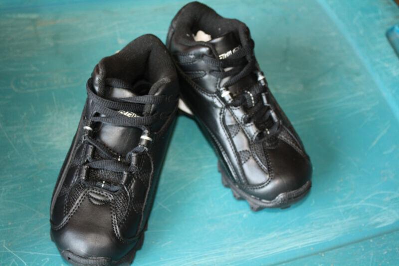 4eb63be5112 Rawlings  5580BB Marauder Mid Boys Football Cleats Black