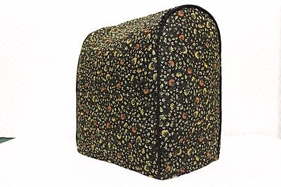 Kitchen aid 7 QT Midnight Floral Appliance Cover