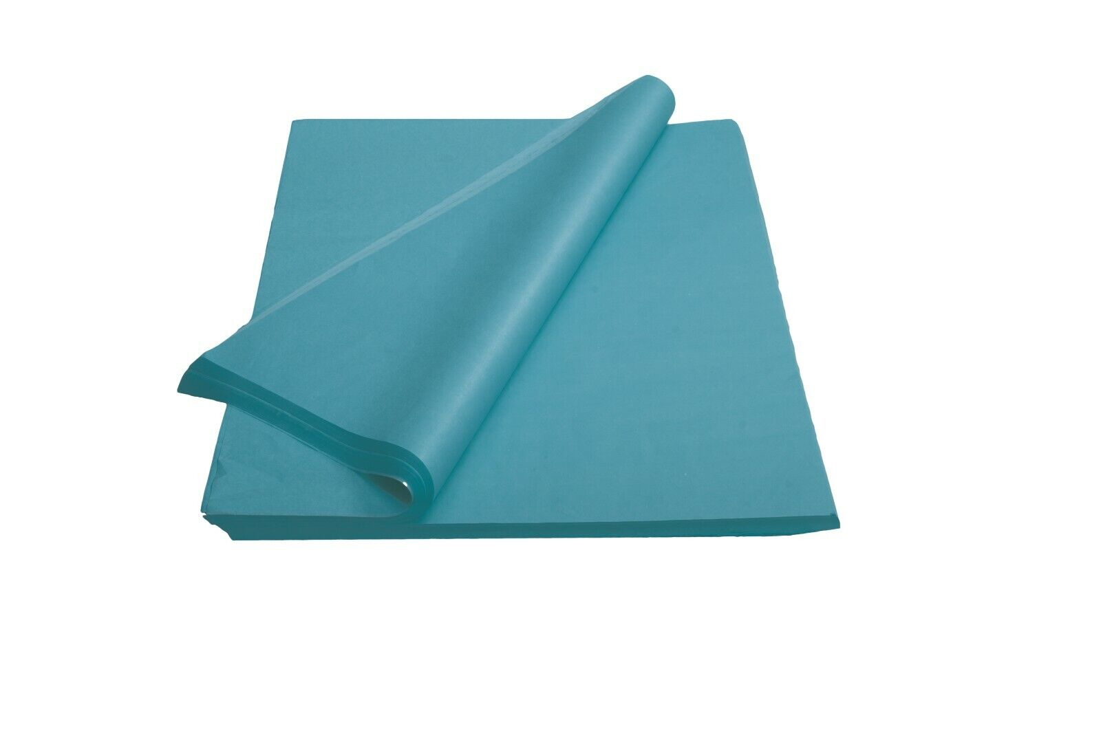 "480 Sheets Solid Light Blue Tissue Paper Ream 20"" x 30""- Gif"