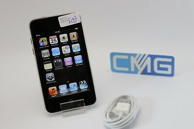 Apple iPod touch 2.Generation 2G 16GB ( ON / OFF Taste defekt, siehe Fotos) #M87 Ipod Touch 2g