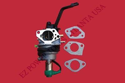 Champion CPE 100155 16HP 6300 7000 8100 9000 Watt Dual Fuel Generator Carburetor