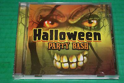 The Hit Crew : 111208 - DJ HALLOWEEN PARTY BASH CD CD Used  - The Hit Crew Halloween