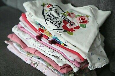 16Tl. Bekleidungspaket Babykleidung Mädchenpaket Winterpaket Herbspaket 56 62 68