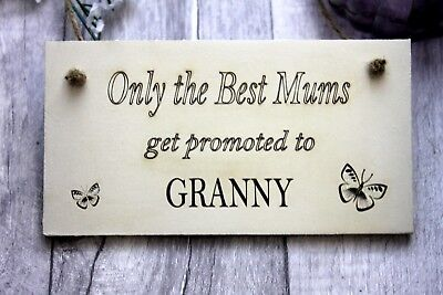 Granny Kitchen Gift Sign Best Mums Granny Christmas Gift Birthday