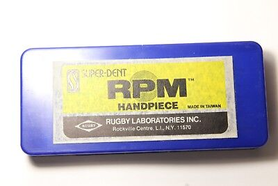 Super-dent Rpm High Speed Handpiece 4 Holes