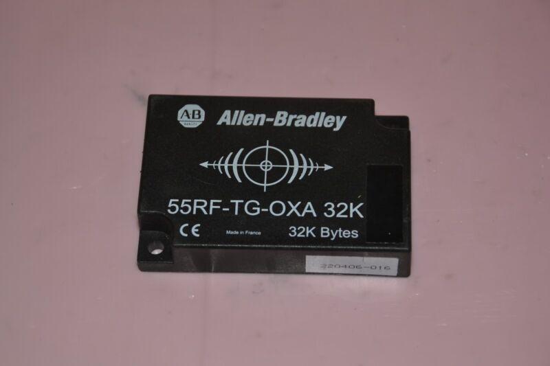 ALLEN BRADLEY 55RF-TG-OXA/32K 55RF-TG-OXA32K 32K BYTES TRANSCEIVER NEW