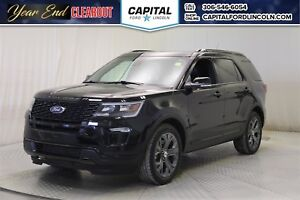 2018 Ford Explorer Sport 4WD **New Arrival**