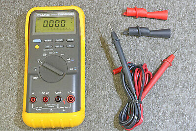 Fluke J39200 87 Iii Multimeter