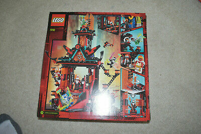 LEGO NINJAGO Empire Temple of Madness 71712 Ninja Temple Building Kit