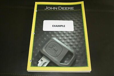 John Deere 1 2 Row Planter Operators Manual