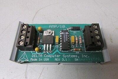 Delta Computer Amp10