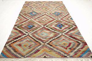 Anatolia-Turkish-Classic-Antalya-Kilim-79-1-034-x-129-9-034-Area-Rug-Kelim-Carpet