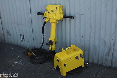 Bosch Rock Drill Jack Hammer W Compressor Homelite Generator