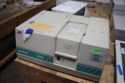 Beckman Du640 Du 640 Spectrophotometer