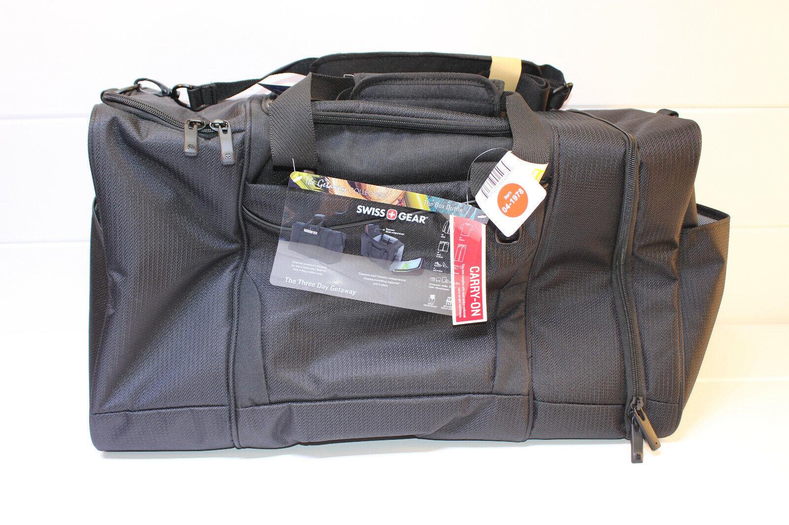 Swiss Gear Getaway Sport Duffel Bag NWT - $70.36