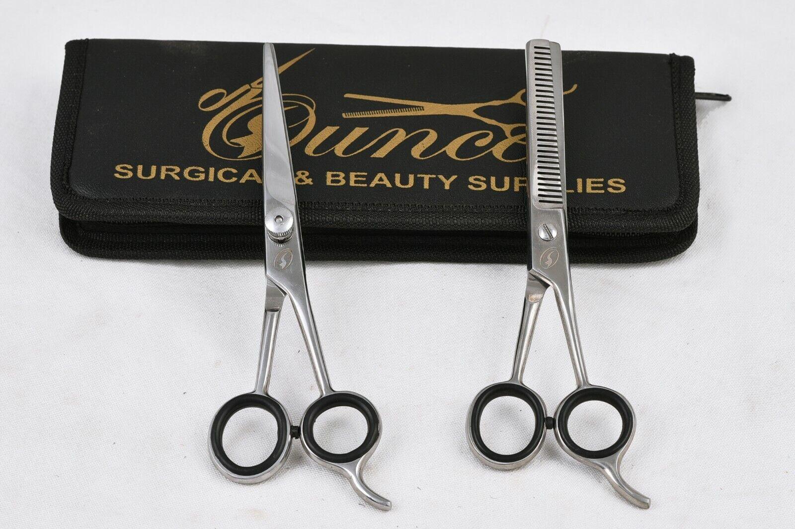 professional hair cutting japanese scissors thinning barber