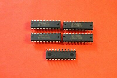 Cd74hc299e Ic Microchip Lot Of 10 Pcs
