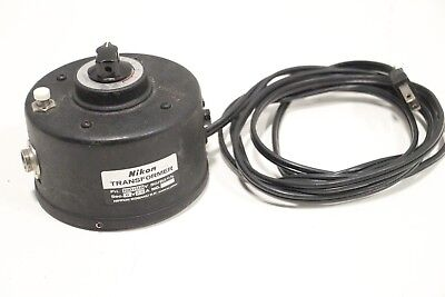 Nikon Microscope Power Transformer 110115v