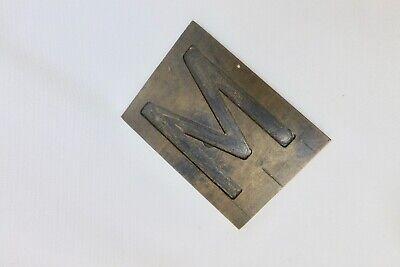 Vintage Wooden Letterpress Number Six or Nine SOLD INDIVIDUALLY Vintage Wood Letterpress Block Number 6  or 9 Vintage Typeset Number 69