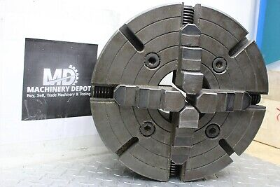 Self-centering Lathe Chuck 4 Jaw 12 Inch For Milling