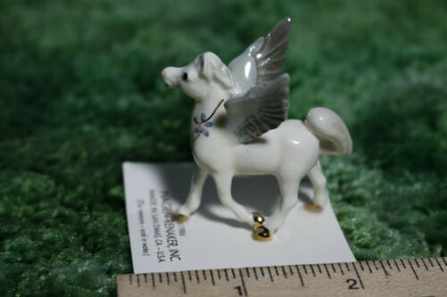 Hagen Renaker Mini Standing Pegasus