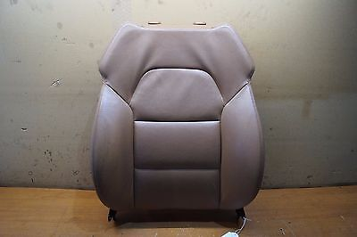 Orig. Audi A6 4F Rest Front Right Heated Seats Leather Amaretto Brown 4F0881806A