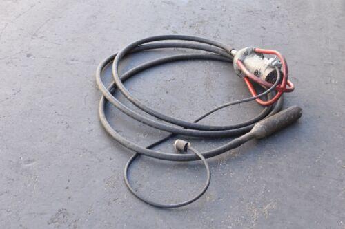 Vibermite Concrete Vibrator model 200 with 22 ft whip
