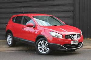 2013 Nissan Dualis ST Automatic SUV Mile End South West Torrens Area Preview