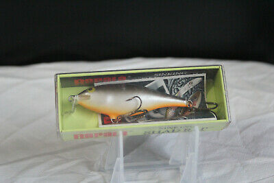 Rapala Wobbler Shad Rap 7cm SR07 OTU Orange Tiger UV