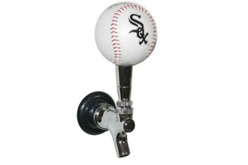 Chicago White Sox Licensed Baseball Beer Tap Handle