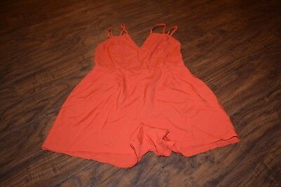 C16- Boohoo Twenty Four Seven Fashion Romper Size 8