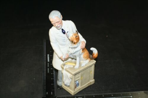 "ROYAL DOULTON FIGURINE THANKS DOC  HN2731 1974 MINT 9"" COLLECTIBLE COLLIE DOG"
