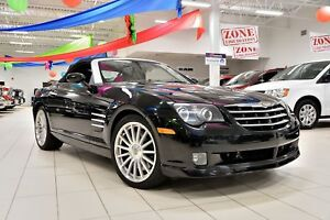 2005 Chrysler Crossfire SRT6 ROADSTER * DECAPOTABLE * UNIQUE ET