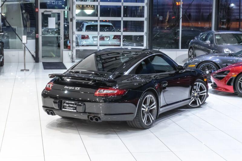 Image 17 Coche Americano usado Porsche 911 2008