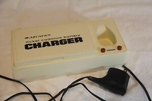 VINTAGE-ARCHER-NICKEL-CADMIUM-NICAD-BATTERY-CHARGER-MADE-BY-GOULD