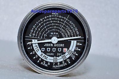 John Deere Tractor Tachometer Replacement 520 620 720 530 630 730