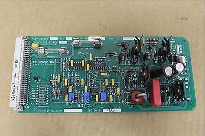 Cpi Circuit Board Card 728181 05 72818105 Rev H 728179 Rev F