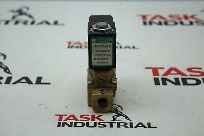 Spartan Scientific 4500-02-4217 Solenoid Valve