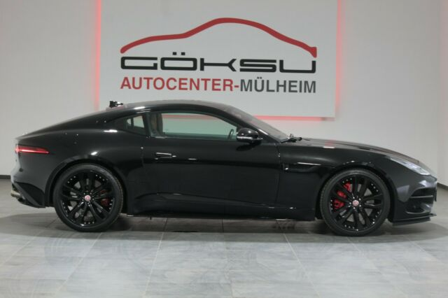 Jaguar F-TYPE Coupe R AWD Panorama,Black-Packet,20Zoll