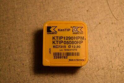 Kennametal Kentip Ktip1290hpm Ktip05080hp Kc7315 Drill Tip