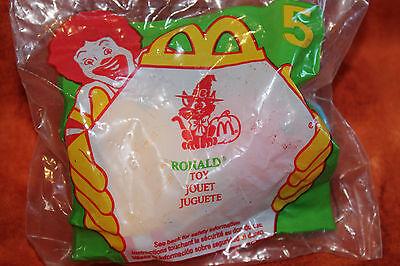 McDonalds Happy Meal Halloween Ronald No5 dated 1998 (Happy Halloween Date)
