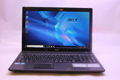 ACER ASPIRE 5742 CORE i5 6GB RAM 320GB HDD WINDOWS 10 LAPTOP for sale  Shipping to South Africa